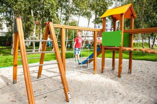 Osiedle Polanki | Plac zabaw dla dzieci