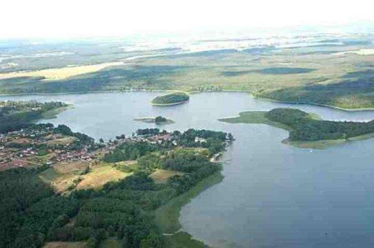 jezioro - Jezioro Niesłysz/Niesulice/Przełazy