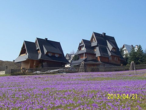 Domek pod Tatrami