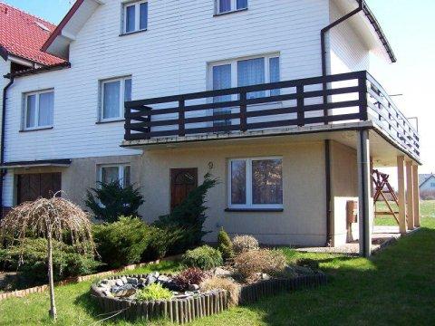 Dom - Villa Letnik 450 m od plaży