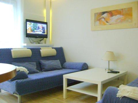 Apartament w samym sercu Poznania
