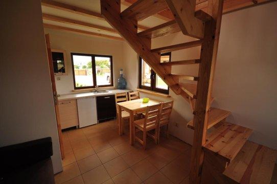 Chabrowe Wzgórze. Apartamenty z łazienkami i aneksami kuchennymi