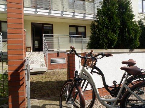 Apartament Żaglowce Zielone Tarasy, Piano Diva   ogród   kominek   park wodny