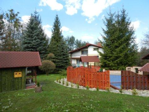 OGRÓD - Agroturystyka U Lecha | Pokoje 2-,3-,4-osobowe | Sauna, grill, ogród