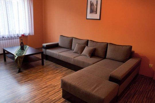 salon, mieszkanie 1