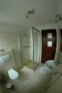 łazienka, mieszkanie 3