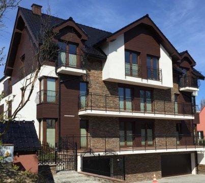 ApartHotel-12 komfortowo wyposażonych apartamentów