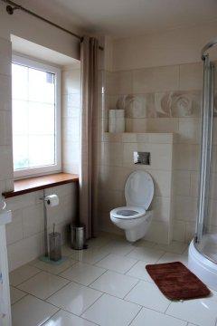 łazienka do pokoju 2-3 osobowego z łazienką