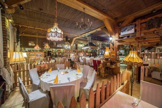 Restauracja - hotelik Stajnia