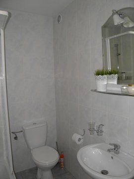 łazienka - Apartament w Porcie