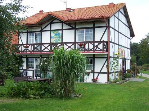 Pensjonat pokoje w Orzechowie