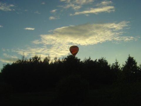 Balon nad Niwa - Villasol