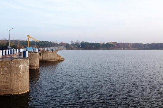 Zapora wodna w Smardzewicach