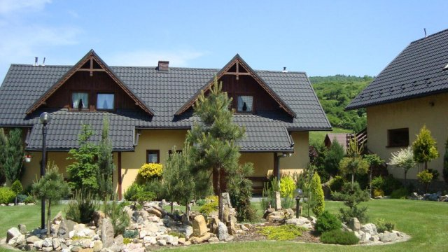 domki 8 osobowe - OSADA TURYSTYCZNA AGATA