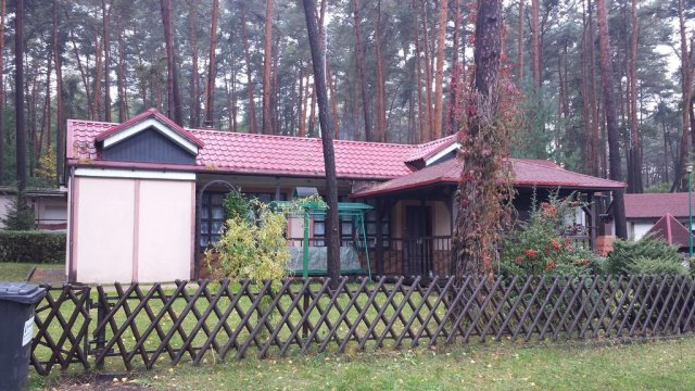 widok domku - Domek letniskowy w miejscowości Długie