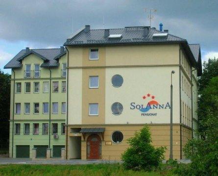 Pensjonat Uzdrowiskowy SOLANNA * * *