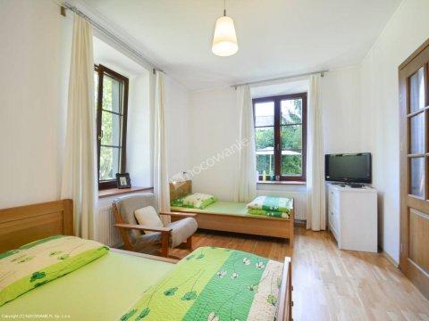 Apartament 1 - pokój 2 -4 osobowy - Apartamenty Zacisze, przytulne apartamenty