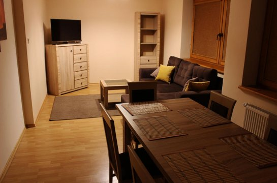 salon, apartament 2