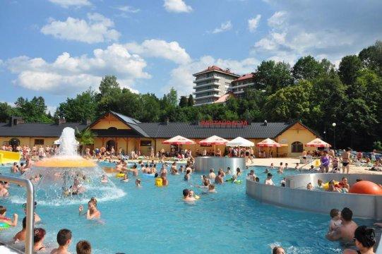 baseny Muszyna