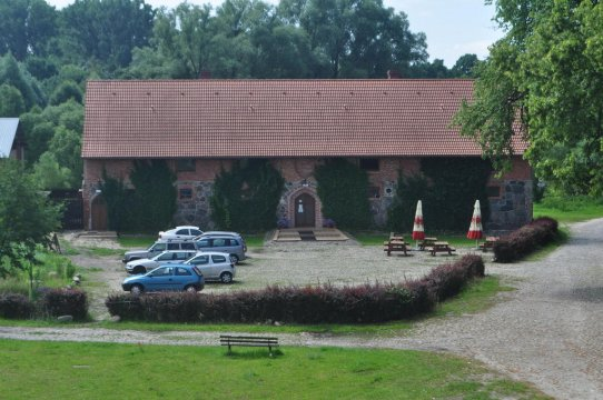 Chwarszczany 3b, Pokoje Gościnne , Oberża Templum, Muzeum - Pokoje Gościnne Chwarszczany Komandoria