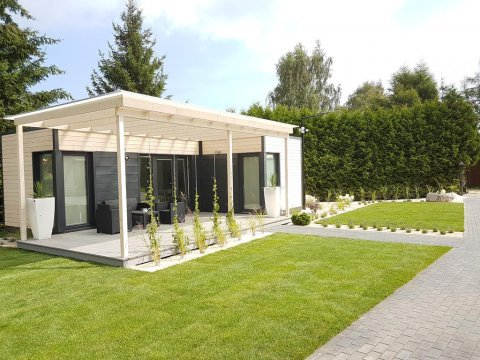 domek M2 - 4 osobowy  - M2 Summer House