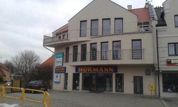 Budynek Hoteliku - Pokoje Gościnne Marusa