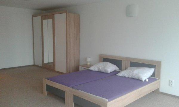 Apartament 130 m2 sypialnia 1 - Pokoje Gościnne Marusa