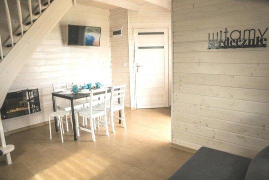 domki nad morzem Jarosławiec noclegi Jezierzany apartament