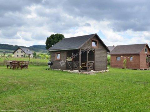 Bonanza i Winnetou - Domki drewniane w Górach Stołowych