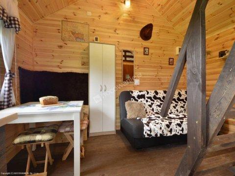 Domek Bonanza - Domki drewniane w Górach Stołowych