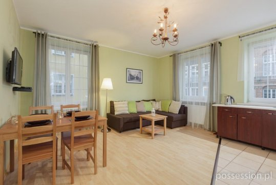 Gdańsk Chlebnicka Apartment Possession