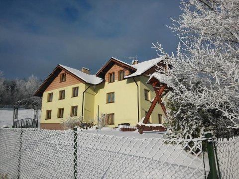 AVANTI - Willa zimą