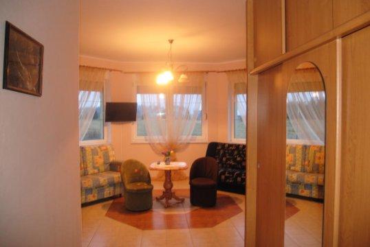 Komfortowy apartment, salon z TV - Villasol