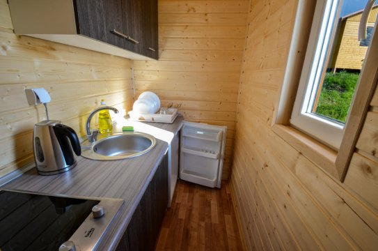 aneks - Domki i pokoje z łazienkami Bieszcady