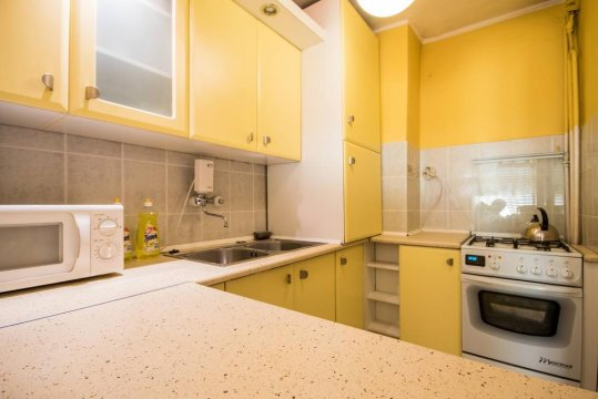 kuchnia - Apartament Kowalska 14