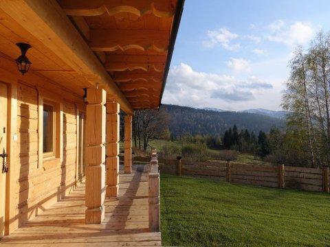 Domki Zawoja. Komfortowy wypoczynek w góralskim klimacie z dala od zgiełku