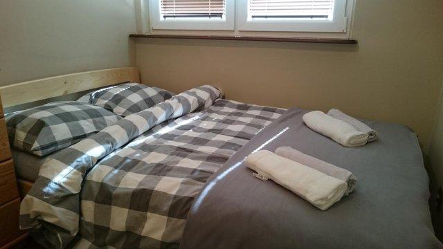 Apartament nr 1 - sypialnia