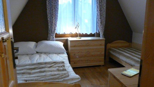 Danielówka. Komfortowe pokoje w centrum miasta blisko dworców PKS i PKP