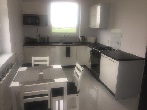 Kuchnia - Pokoje Gościnne Biały Domek
