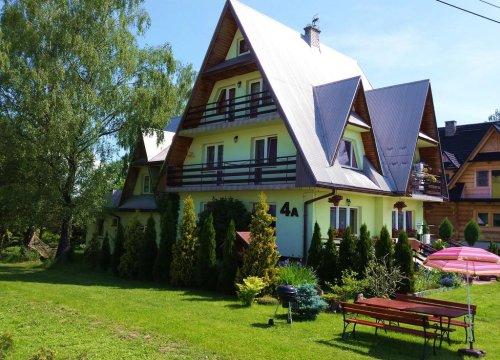 Dom od wschodu