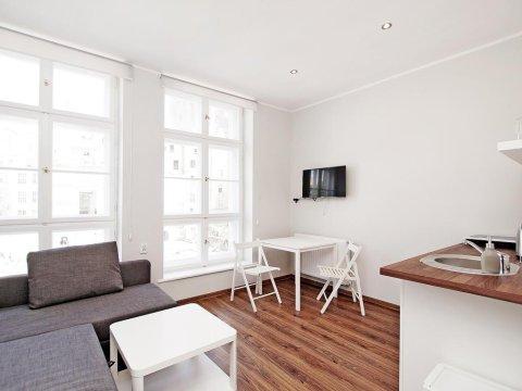 Gdańsk Długa Apartment Possession