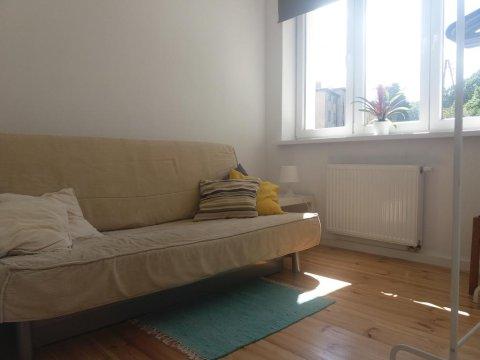 Sypialnia 2 - 2 osobowa - Apartament Wolności | Gdynia Centrum