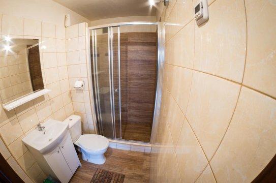 łazienka w pokoju Twin Superior