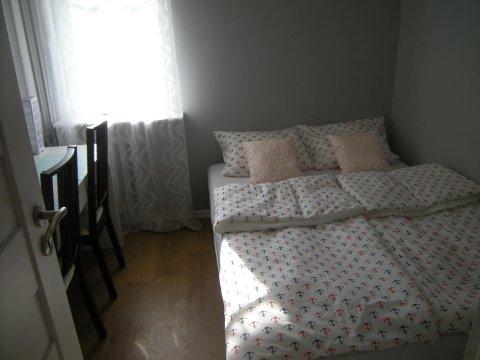 sypialnia 2 - Mieszkanie Apartament Gdańsk Brzeźno