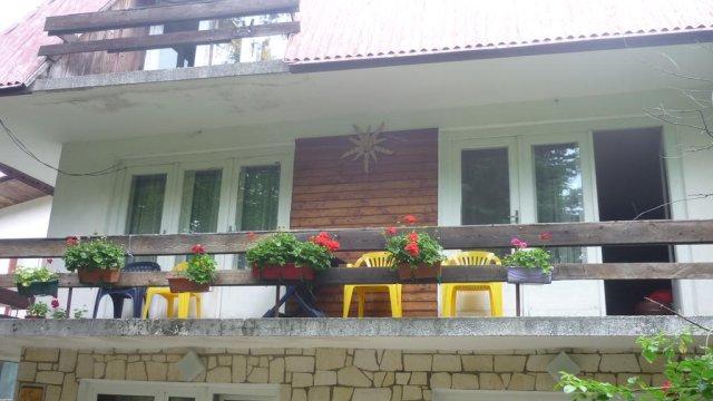 balkon dla pokoi 3 i 4
