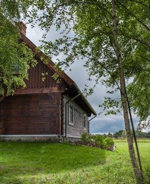 Od północy - MAZURYchillout-piękny dom z bala