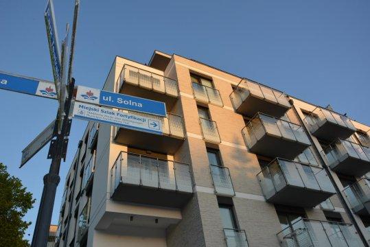 Apartamenty Solna Kołobrzeg