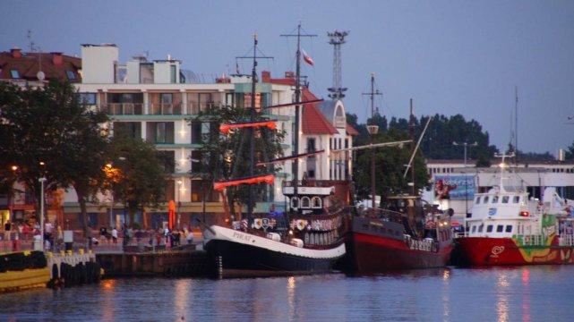 port pasażerski