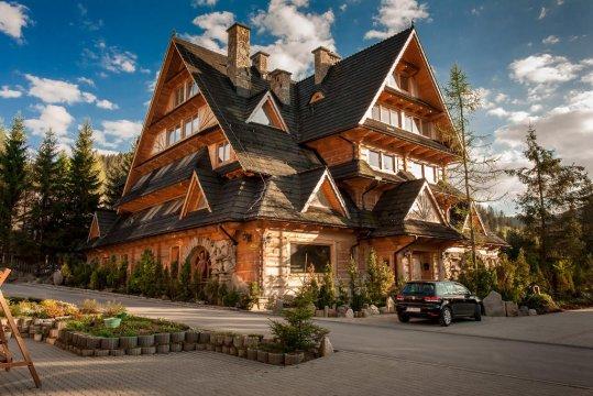 Apartament Pod Reglami | Tuż obok Tatrzańskiego Parku Narodowego.