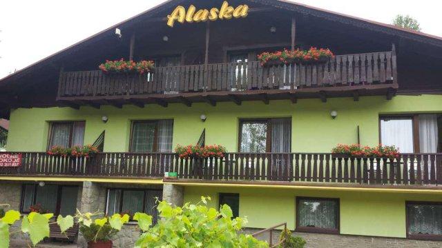 Alaska   Pokoje w centrum szlaków